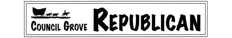 Council Grove Republican Logo