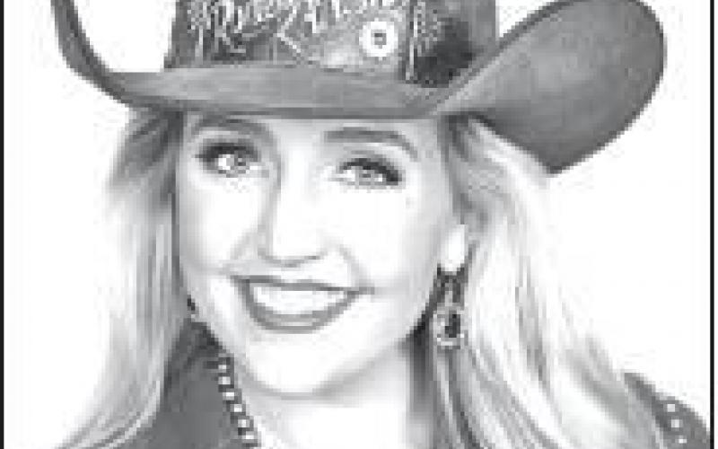 Eventful Time For Miss Rodeo Kansas At Miss Rodeo America